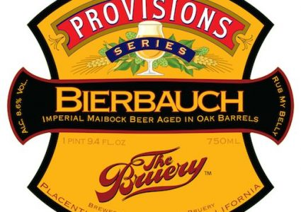 The Bruery Provisions Series Bierbauch