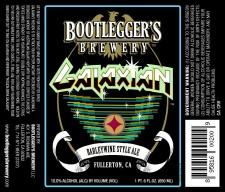 Bootlegger's Galaxian Barleywine