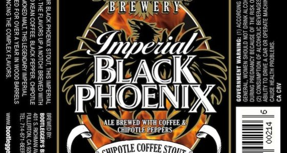 Bootleggers Imperial Black Phoenix