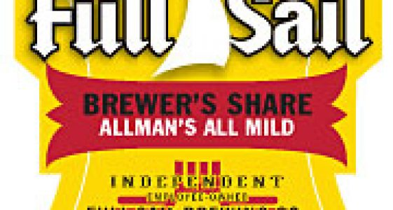 Full Sail Brewing - Brewer's Share - Allman's All Mild