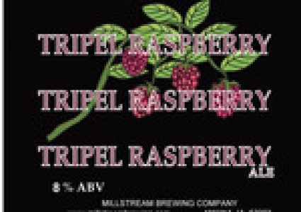 Tripel Raspberry with no gov warning