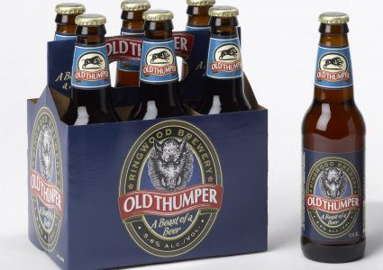 Old Thumper - 6Pack and Bottle