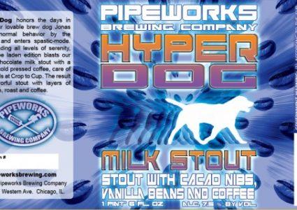 Pipeworks Hyper dog