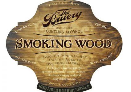 The Bruery Smoking Wood Bourbon Barrel