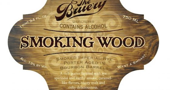 The Bruery Smoking Wood Bourbon Barrel