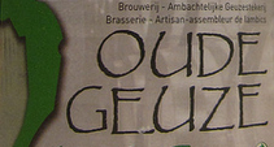 3 Fonteinen Oude Geuze Armand and Tommy