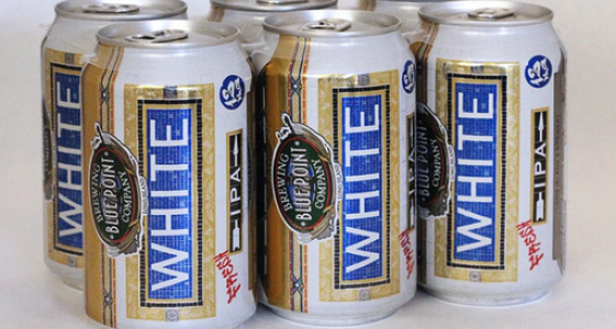 Blue Point Canned White IPA