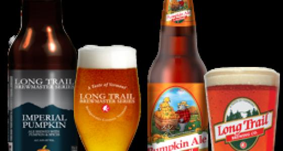 Long Trail Imperial Pumpkin and Pumpkin