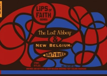 New Belgium and Lost Abbey Brett Beer
