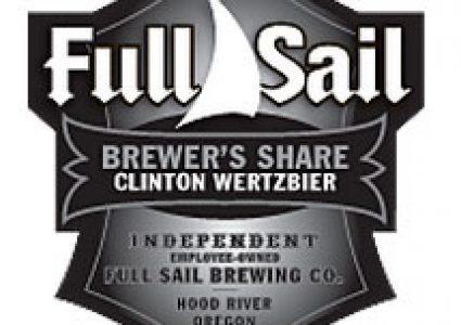 Full Sail Brewing - Brewer's Share - Clinton's Wertzbier