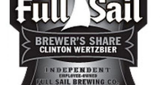 Full Sail Brewing - Brewer's Share - Clinton's Wertzbier