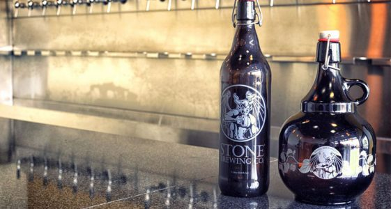 Stone Brewing Company Store Oceanside (Growler)