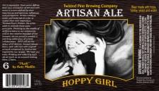 Twisted Pine Brewing - Hoppy Girl