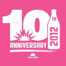Green Flash 10th Anniversary