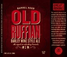 Great Divide Barrel Aged Old Ruffian