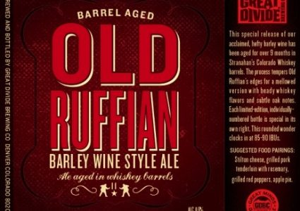 Great Divide Barrel Aged Old Ruffian