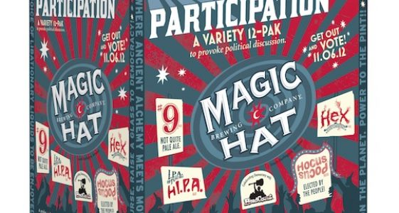 Magic Hat Participation Pak