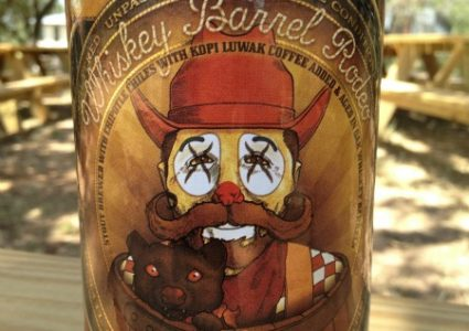 Jester King / Mikkeller - Whiskey Barrel Rodeo
