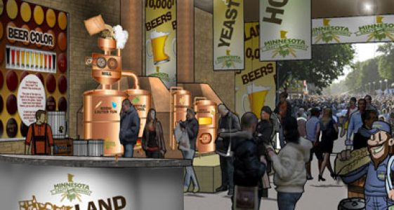 Minnesota Craft Brewers Guild Presents Land of 10,000 Beers