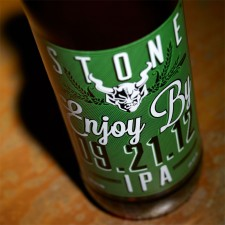 Stone Brewing - Enjoy By 09.21.12 IPA (bottle)