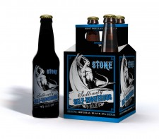Stone Brewing Co. - Sublimely Self-Righteous Ale (4 pack)