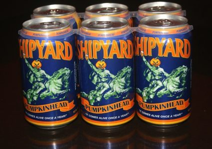 6 Pack - Shipyard Pumpkinhead