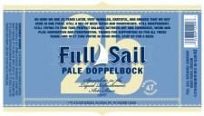 Full Sail 25 Pale Doppelbock