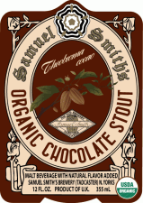 Samuel Smith's - Organic Chocolate Stout