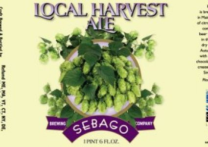 Sebago Local Harvest Ale