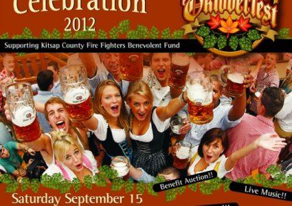 Silver City Brewery Oktoberfest 2012