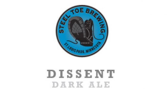 Steel Toe Dissent Black Ale