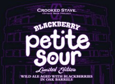 Crooked Stave Blackberry Petite Sour