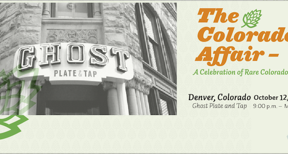 The Colorado Affair At Ghost Palate