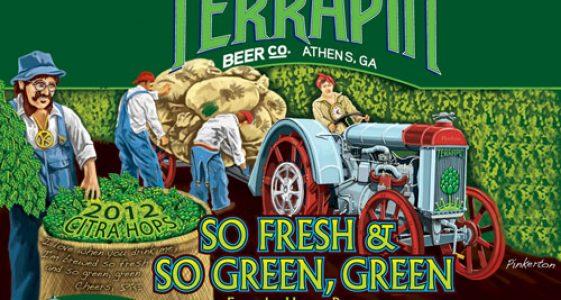 Terrapin Beer Co. - 2012 So Fresh & So, Green Green