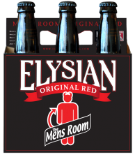 Elysian Brewing - Mens Room Red (six pack)