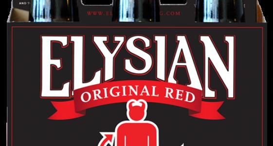 Elysian Brewing - Mens Room Original Red (six pack)