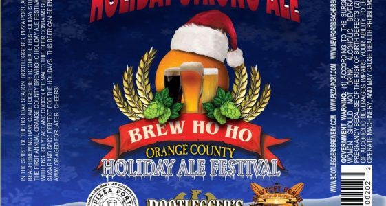 OC Holiday Strong Ale