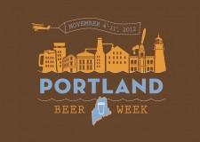 Portland Beer Week Logo