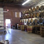 Avery Brewing - Taproom Barrels