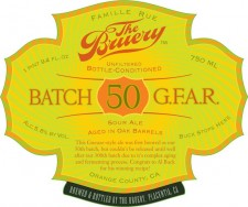 The Bruery Batch 50 G.F.A.R.