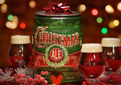 Breckenridge Brewing - Christmas Ale (mini keg)