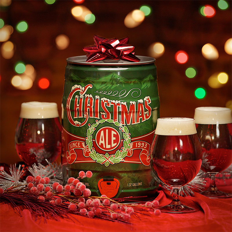 Breckenridge Brewery Releasing Christmas Ale In 5-liter