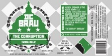 DC Brau The Corruption