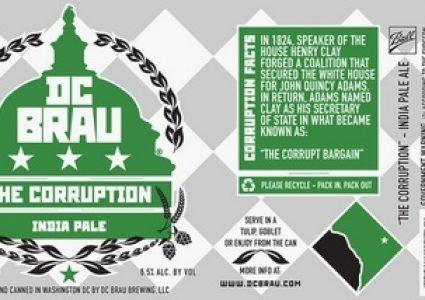 DC Brau The Corruption