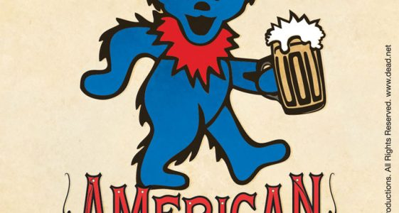 Dogfish Head, Grateful Dead - American Beauty