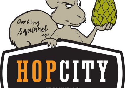Hop City - Barking Squirrel Lager