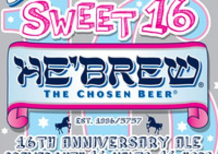 Jewbelation Sweet 16