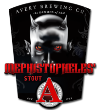 Avery Brewing - Mephistophelies Stout