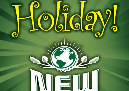 New Planet Beer - Gluten Free Holiday