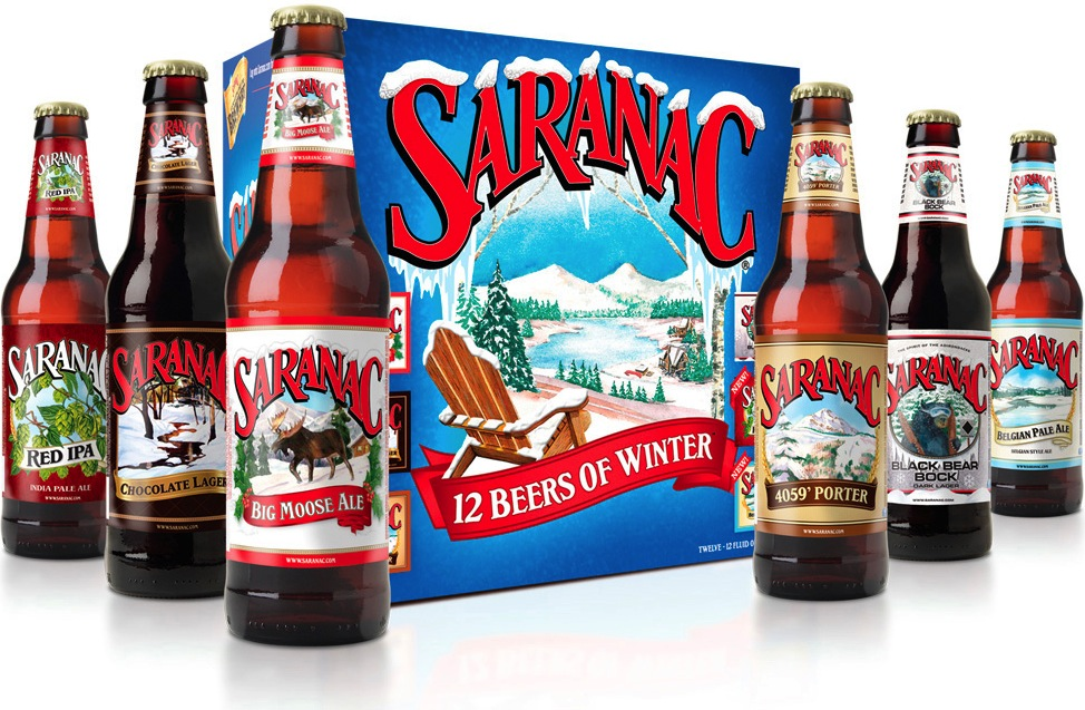 Find The Golden Ticket in This Years Saranac 12 Beers of ...
